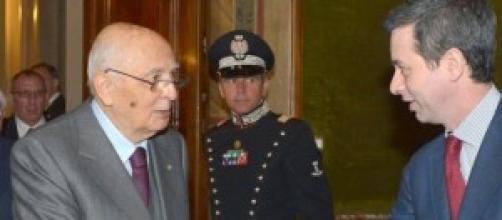 Carceri, Napolitano per amnistia e indulto 2014