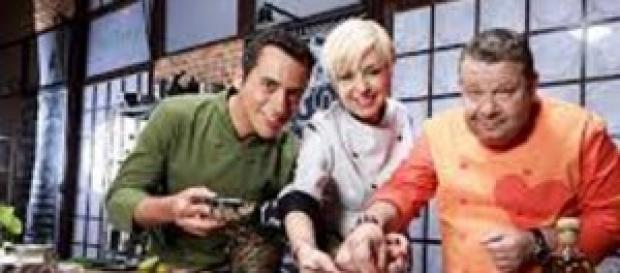 Jurado de Top Chef 2014:Yayo,Susi Díaz y Chicote