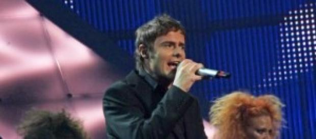 Paolo Meneguzzi, da cantante a gestore di bar