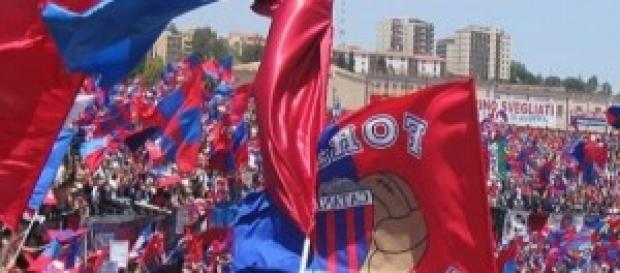 Calcio Perugia-Catania 13 settembre 2014: orario