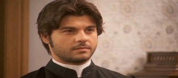 Gonzalo, il figlio di Pepa e Carlos