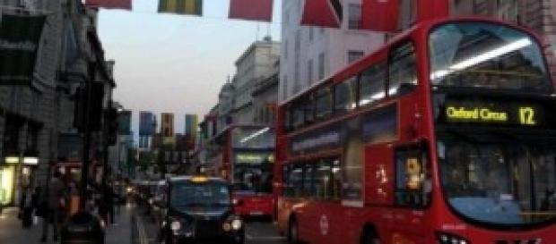 Londres quiere eliminar los coches diésel