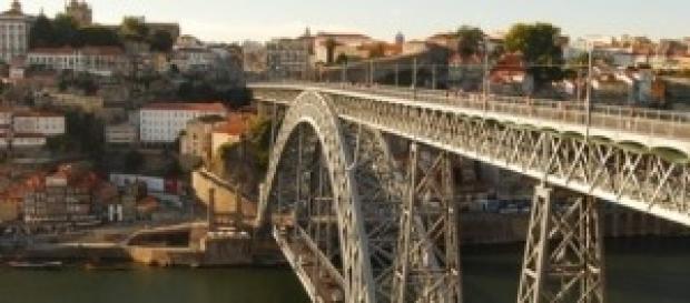 Marginal Rio Douro, Ponte de D. Luís, Porto