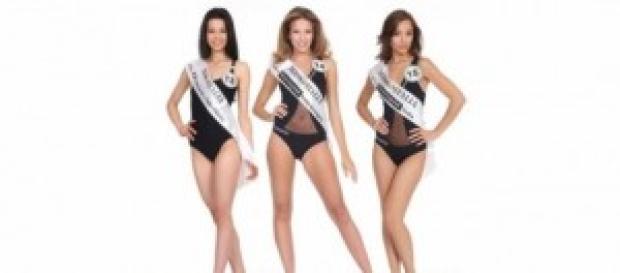 Valentina, Matilde, Deborah, aspiranti Miss Italia