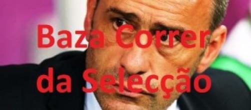 Paulo Bento deixou de ser seleccionador