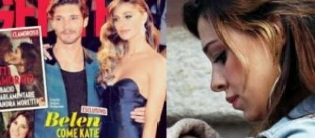 Belen Rodriguez di nuovo incinta? Non ancora.