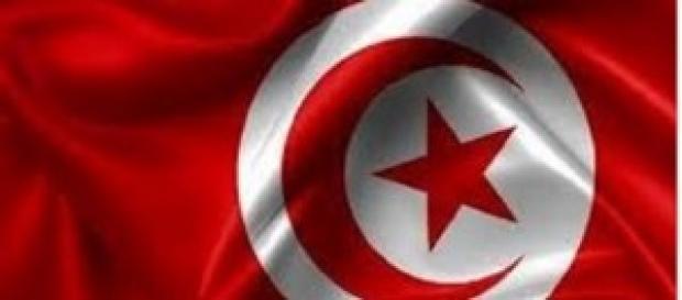 Le Drapeau de la République Tunisienne