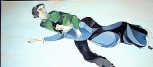 Marc Chagall, Gli innamorati 1913-1918