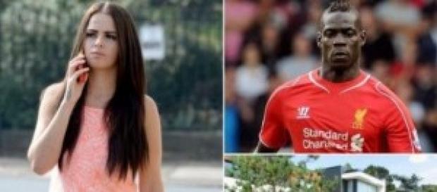 Mario Balotelli, tre ore di sesso con Emma.
