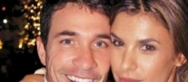 Matrimonio Elisabetta Canalis e Brian Perri