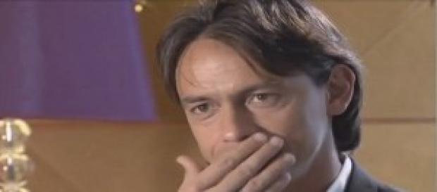 Pippo Inzaghi porta a casa i tre punti  !