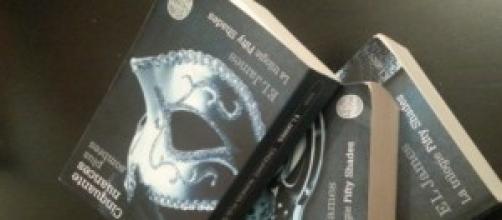 50 nuances de Grey. Trilogie Fifty Shades
