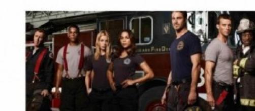 Chicago Fire, serie tv in onda su Italia Uno