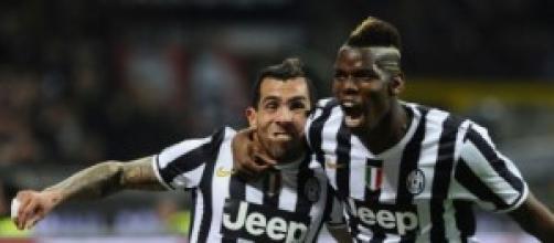 La Juventus contro il Malmoe