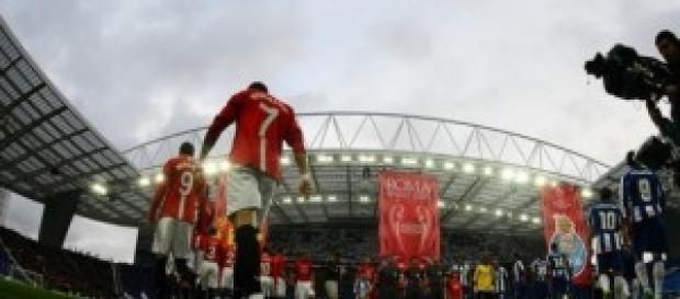 Finale Roma 2009 FC Porto - Manchester UTD