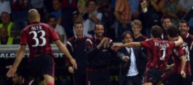 Milan, Juve e Roma al comando dopo due giornate