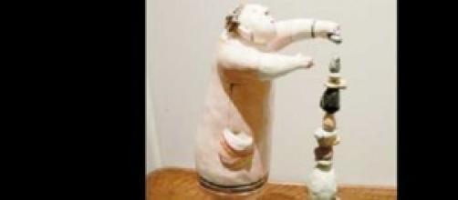 Création de la  céramique d'art