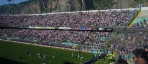 Lo stadio Barbera di Palermo