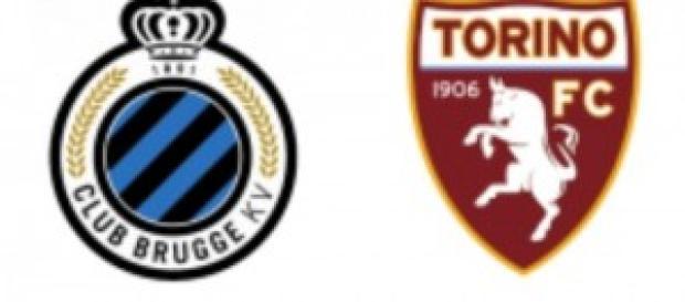 Club Brugge-Torino, giovedì 18 ore 19:00