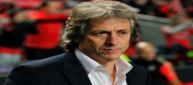 Jorge Jesus, allenatore del Benfica