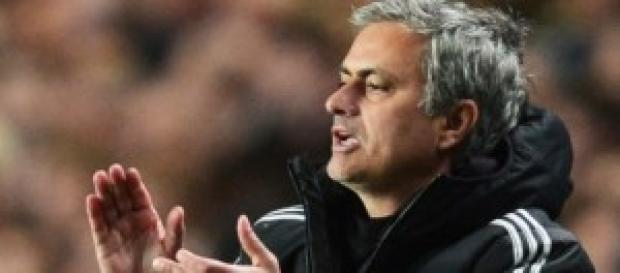 Josè Mourinho il tecnico dei Blues