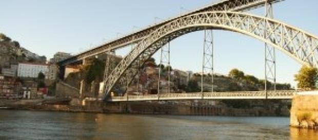 Ponte D. Luís, Porto - Portugal