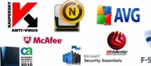 Variedad de antivirus en el mercado