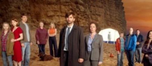 Los personajes de la serie Broadchurch