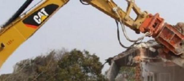 A demolire la casa del boss ci ha pensato Saffioti