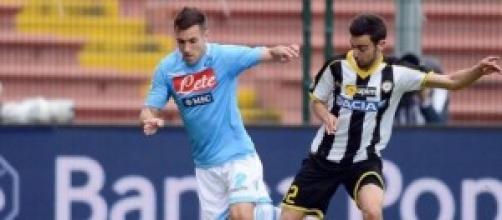 3^ giornata di serie A: Udinese-Napoli