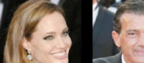 Angelina Jolie & Antonio Banderas