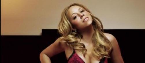La famosa cantante Mariah Carey