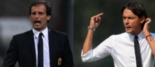 Milan-Juventus anticipo di sabato 20 alle 20:45