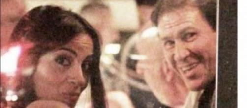 Rudi Garcia innamorato di Francesca Brienza.