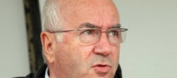 Il Presidente della Federcalcio Carlo Tavecchio