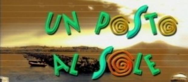 Logo della soap Un posto al sole
