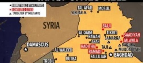 Isis, primi raid francesi su Nordest Iraq