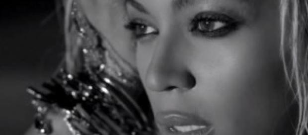 La poderosa reina Beyoncé.