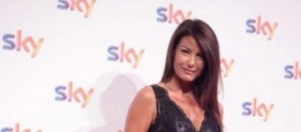 La presentatrice SKY potrebbe essere incinta !