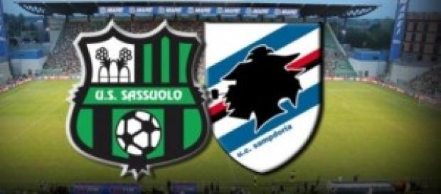 Serie A, Sassuolo-Sampdoria domenica 21 ore 15:00