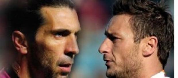 Totti e Buffon giudici popolari a Tu si que vales.