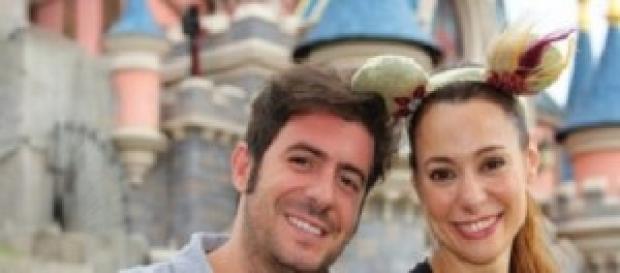 Verbeke y Renedo este verano en Disneyland