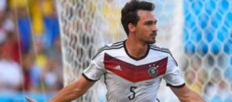 Amichevole: Germania vs Argentina