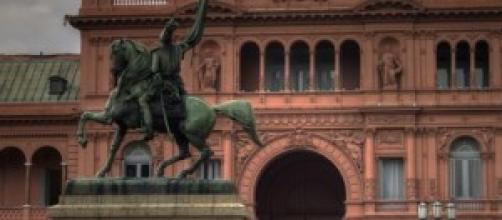 Casa Rosada, la casa de Gobierno en Argentina