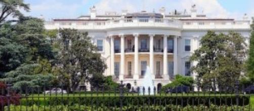 La seguridad en la Casa Blanca