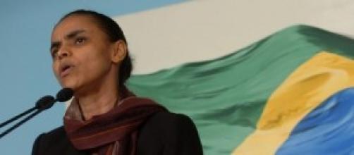 Marina Silva na corrida à presidência do Brasil