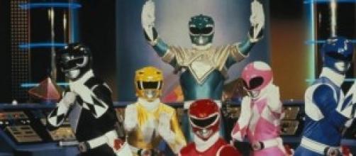 Os Power Rangers fizeram muito sucesso nos anos 90