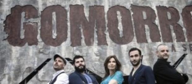 Il cast di Gomorra - La serie
