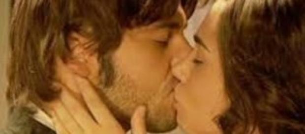 Maria bacia padre Gonzalo.