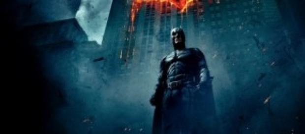 Batman il cavaliere oscuro-The dark knight
